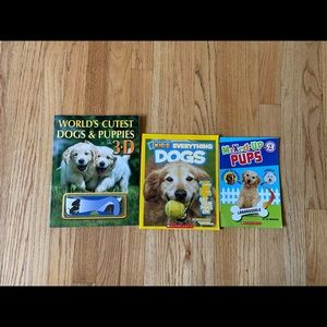 Children dog books